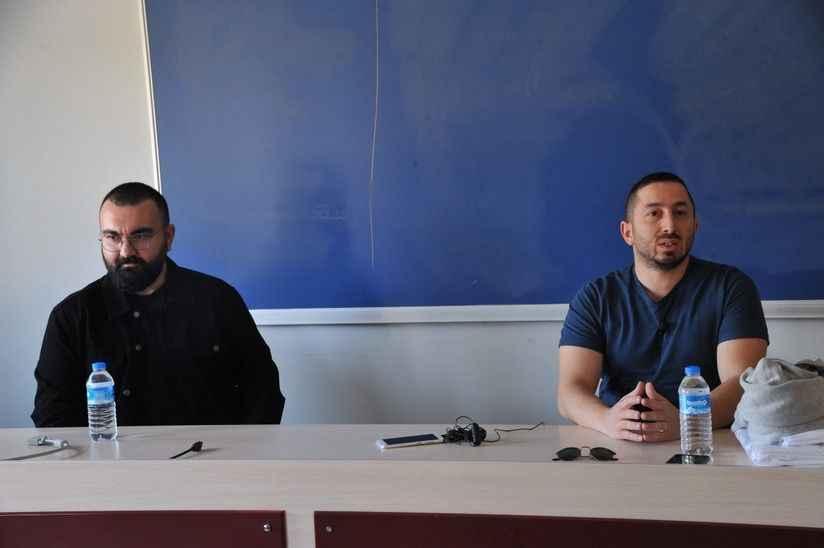 SAÜ'de mobil oyun geliştiriciler için sektör ve fırsatlar konuşuldu