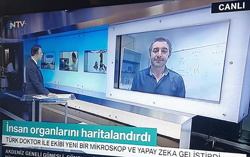Karasulu Doktor Ali Ertürk kansere karşı umut oldu