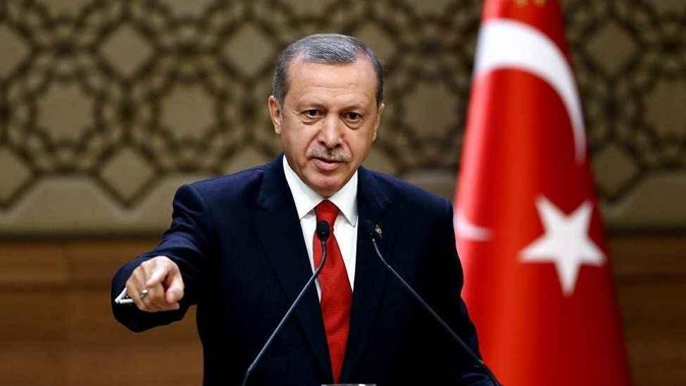 """Cumhurbaşkanı Erdoğan, """"Arifiye'deki tank fabrikasını satmadık"""""""