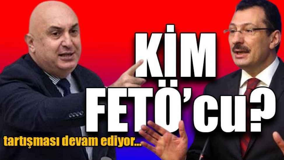 Kim FETÖ'cü tartışması alevleniyor.Son gelişmeler