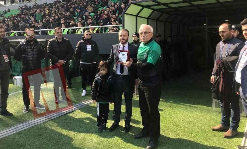 Sakaryaspor'a 5 maçlık göğüs sponsoru