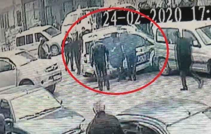 Polis aracı ile otomobil kafa kafaya çarpıştı: 2 polis yaralı