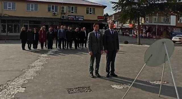 Akyazı'da vergi haftası törenle kutlandı