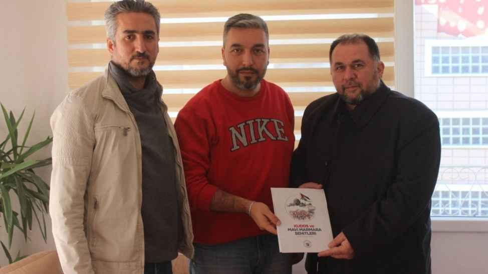 Kudüs ve Mavi Marmara şehitleri için anma programı düzenlenecek