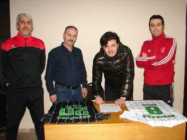 Beşköprüspor Furkan Kar ile sözleşme imzaladı