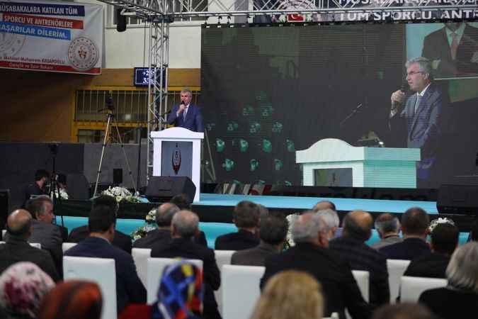Sakarya'da 28 Şubat post modern darbesi etkinliği yapıldı