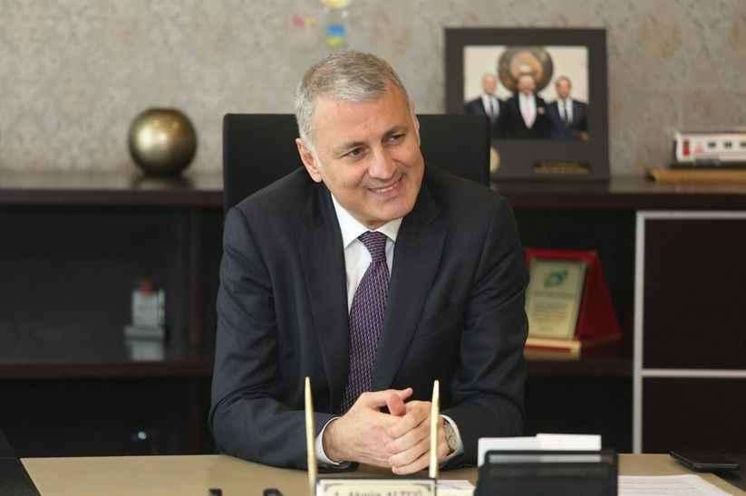 Başkan Altuğ'dan Regaip Kandili Mesajı