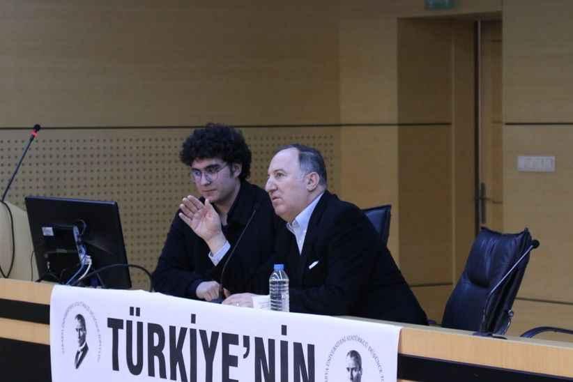 SAÜ'de Türkiye'nin deniz jeopolitiği konuşuldu