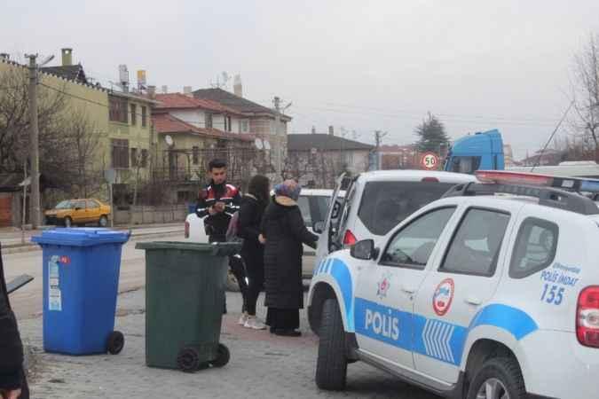 Bolu'da, hakkında uzaklaştırma kararı bulunan koca, eşinin evini basarak çocuklarını kaçırdı