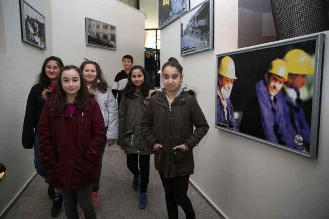 Depremin acı hatıraları müzede yaşatılıyor