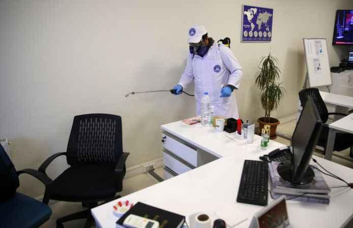 Sakarya'da koronavirüs tedbirleri
