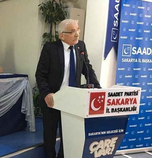 SP Başkanı Abay'dan iktidara 3 uyarı!