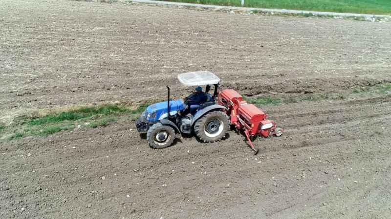 Sakaryalı çiftçiler kısıtlama günlerinde de üretime devam ediyor