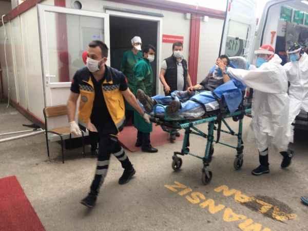 Bartın'da komşular birbirine girdi: 2 ölü, 3 yaralı