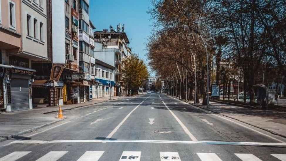 Sakarya'da haftasonu için sokağa çıkma yasağı getirildi