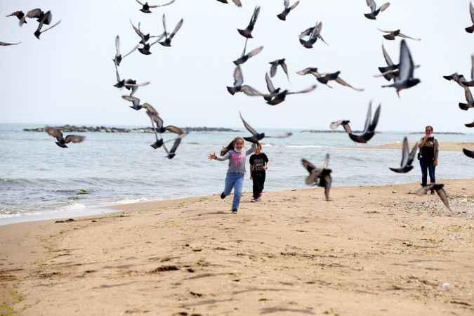 Sakarya'nın doğal güzellikleri koronavirüsün ardından ziyaretçilerini ağırlamak için bekliyor