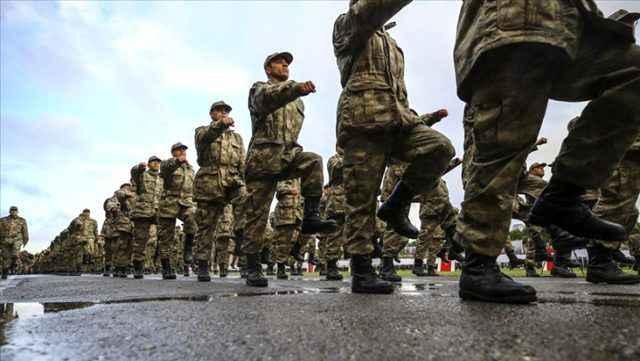 66 bin asker, terhis belgelerini alarak ailelerine kavuşacak