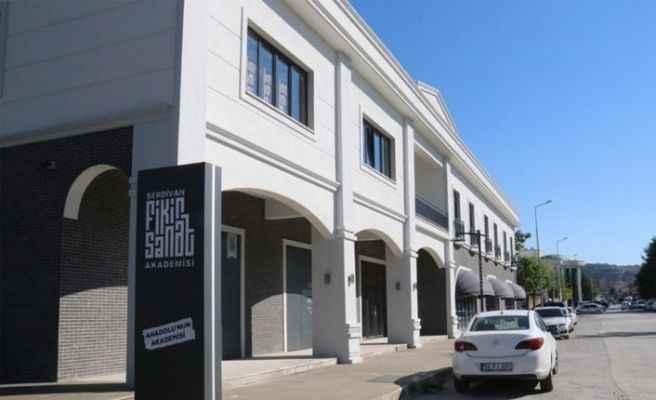 Serdivan Fikir Sanat Akademisi'nin kütüphane bölümü kapalı olacak