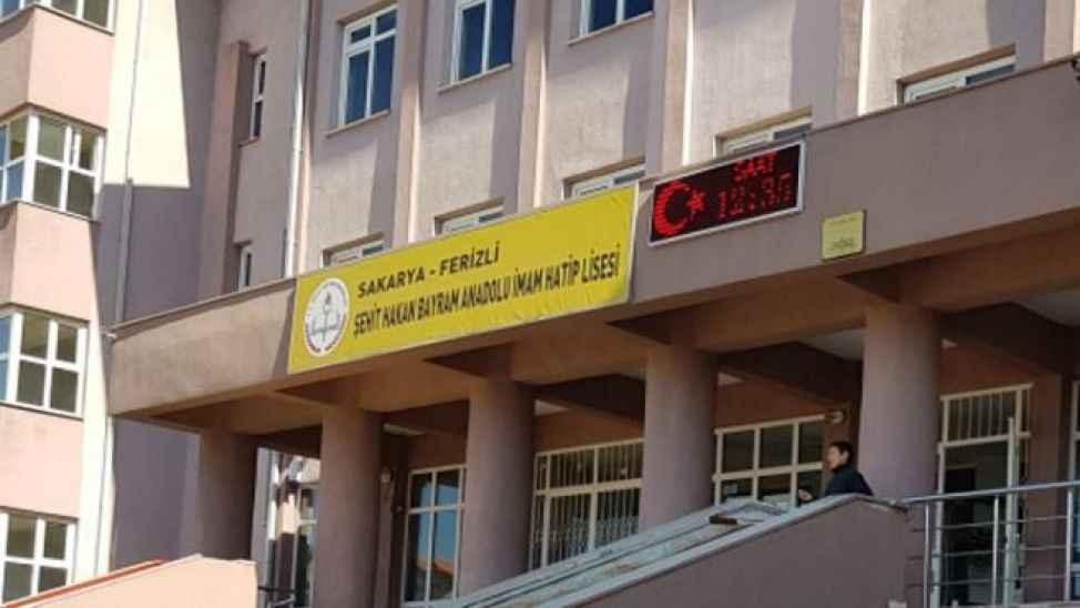 Ferizli'de bir okul için onarım kararı!