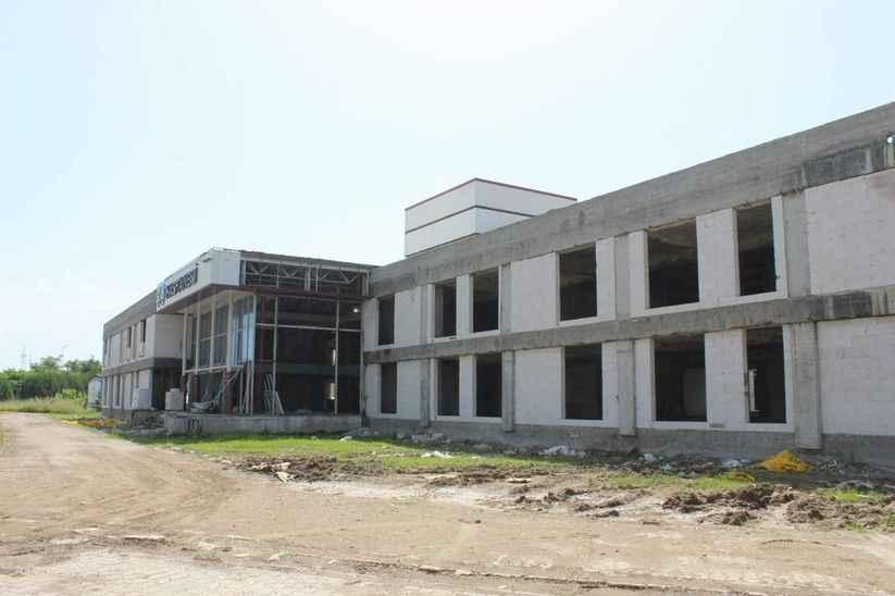 Toyota-SA Hastanesi'nin inşaatı hızla yükseliyor