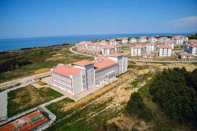 SUBÜ Denizcilik Meslek Yüksekokulu eğitime başlıyor