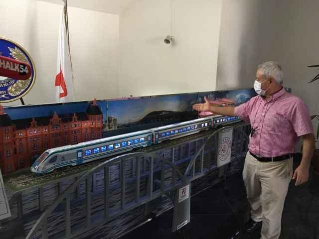 Milli treni Sakarya'ya emanet edip gitti!