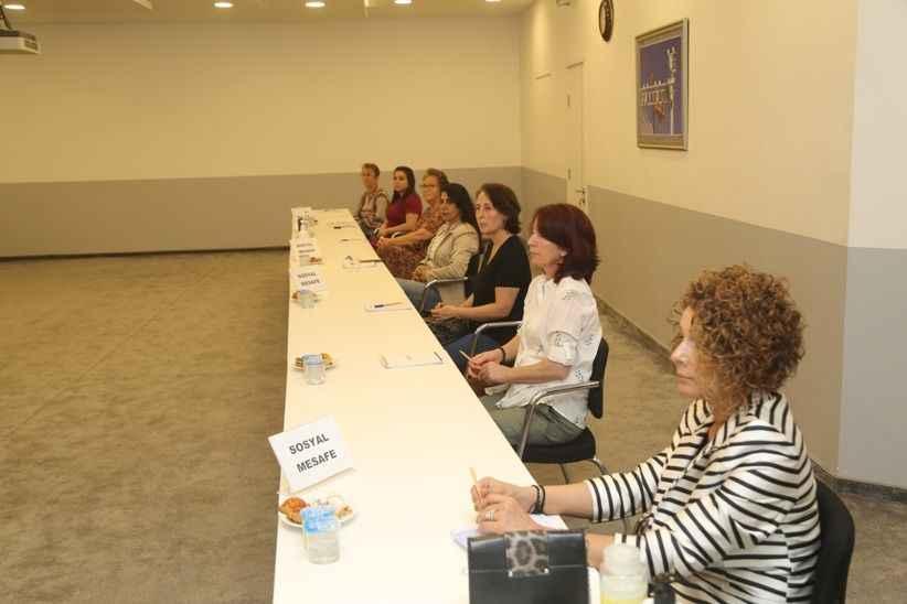 Kadın Girişimciler Kurulu yılın ilk meclis toplantısını gerçekleştirdi