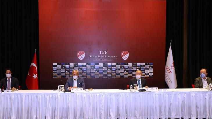 TFF'den flaş karar! Ligler iptal edildi... Şimdi ne olacak?