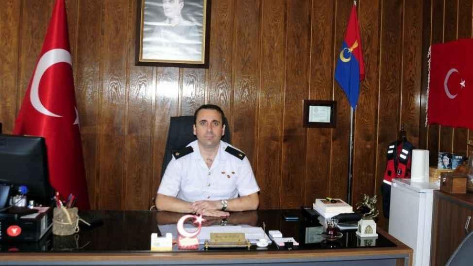 Geyve'nin yeni Jandarma Komutanı görevine başladı