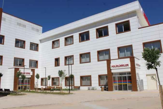 Ferizli İlçe Devlet Hastanesi yeni hizmet binası açıldı