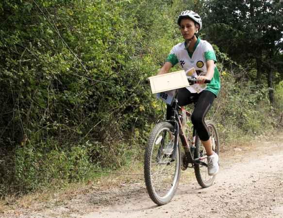 Sakarya'da düzenlenen Türkiye Bisiklet Oryantiring Şampiyonası sona erdi