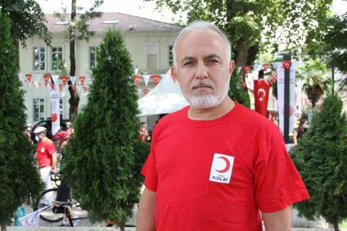 Türk Kızılay'dan Kovid-19 hastaları için plazma bağışı çağrısı