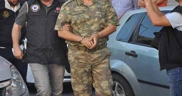 FETÖ'nün TSK yapılanmasına yönelik soruşturma, Sakarya'dan da 2 asker var!