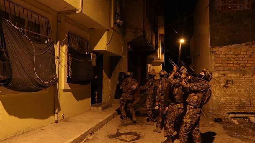 Emniyet Ağustos ayı bilançosunu açıkladı...Şehirde bin 735 gözaltı