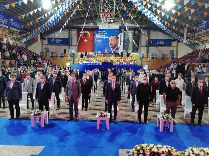 AK Parti Adapazarı'nda Aydın dönemi