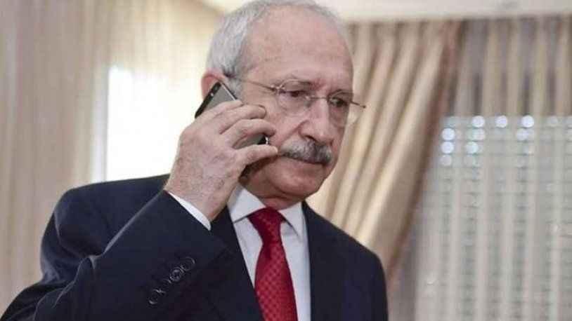 Kılıçdaroğlu Kocaali'de saldırıya uğrayan işçileri aradı