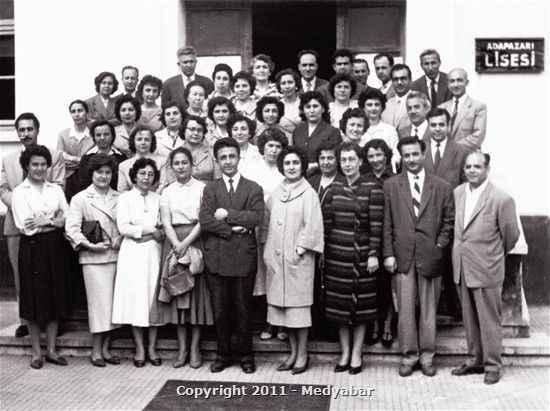 Atatürk Lisesi'ndeki o yıllar...