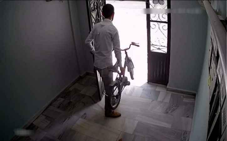 Çocukların kabusu olmuştu! Bisiklet hırsızı yakalandı