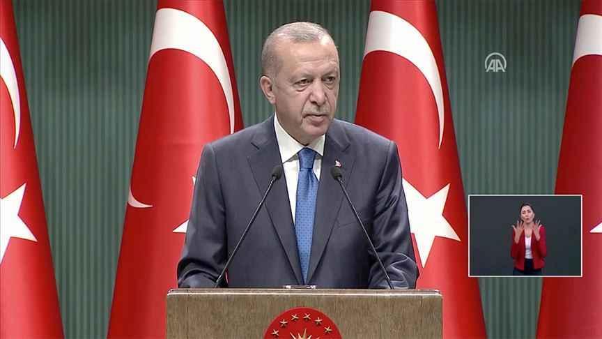 Okullar açılacak mı? Merak edilen soruya Erdoğan'dan yanıt