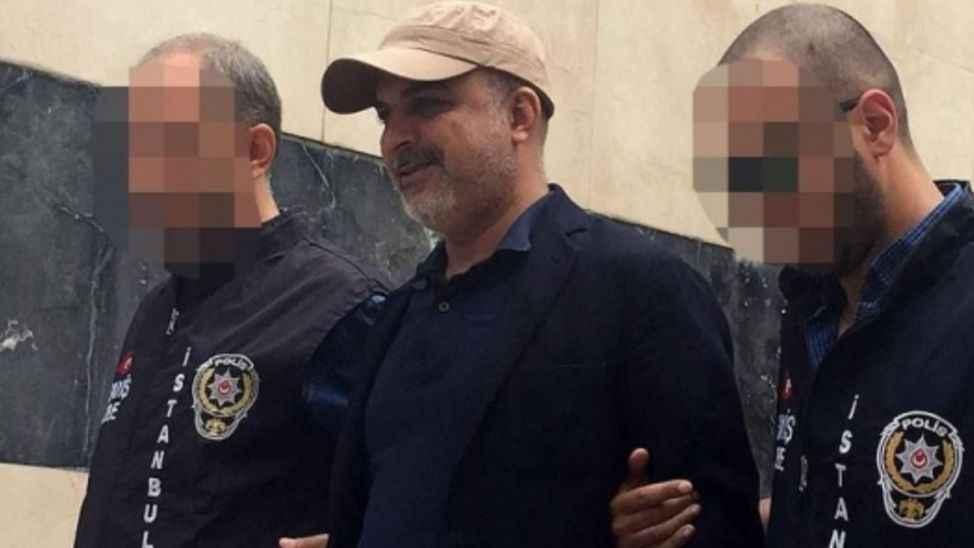 Eski haber müdürünün Adil Öksüz'ün kayınbiraderiyle bağlantısı çıktı
