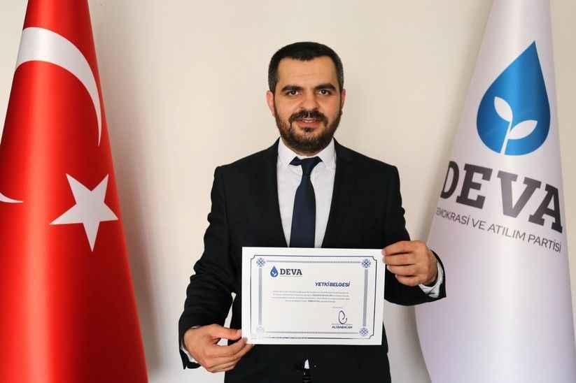 DEVA Partisi Adapazarı İlçe Başkanı belli oldu