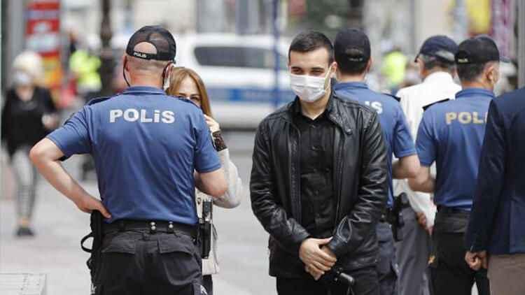 Sağlığı için maske takmayanlar ceza yememek için maske takacak... Dikkat büyük denetim var!