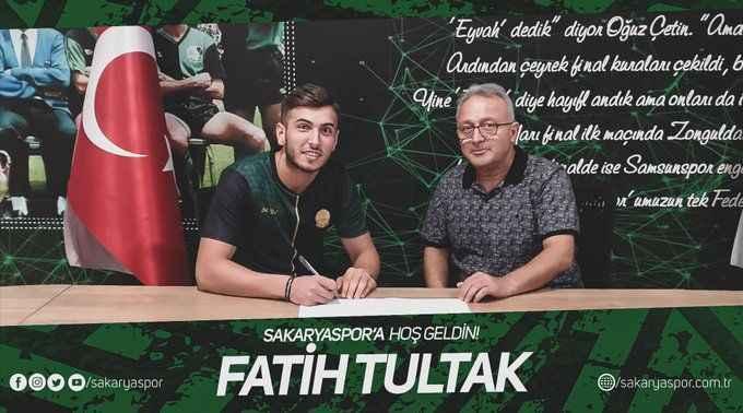 Sakaryaspor'dan yeni transfer açıklaması