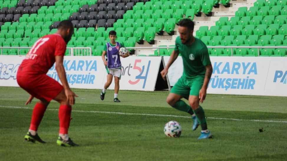 Sakaryaspor-Sancaktepe FK Maçının Geniş Özeti: 1-0