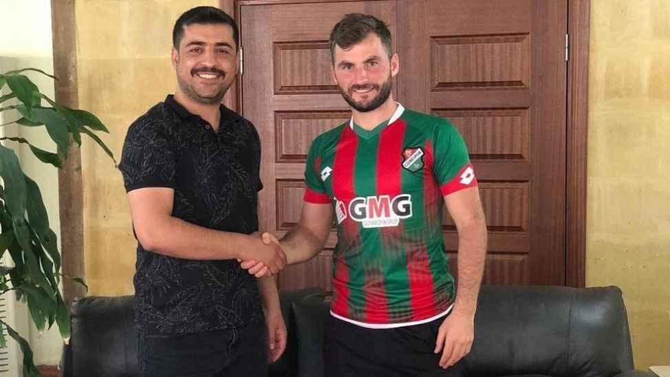 Özgür Kedikli Cizrespor'a transfer oldu..