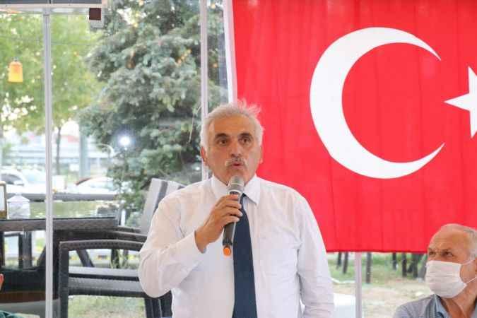 """15 Temmuz Milli İrade Derneğinden """"darbeleri unutmayacağız, unutturmayacağız"""" mesajı"""