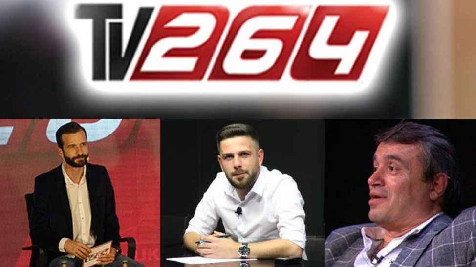 Futbolseverler ekran başına Spor264 başladı