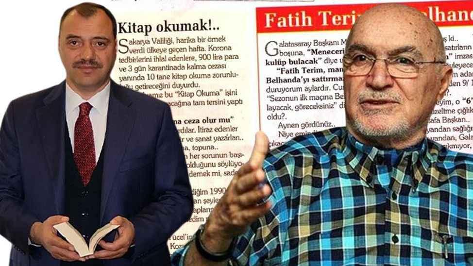 Gazeteci Uluç'u Sakarya'ya davet etti