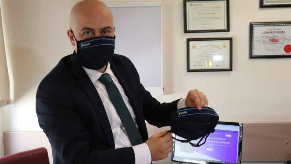 SAÜ'de Geliştirilen Maske Satışa Sunuldu