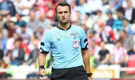 Süper Lig'de kritik maç Sakaryalı hakemin